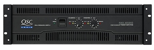QSC RMX-4050HD Power Amplifier