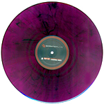 Rane Serato Scratch Vinyl - Purple