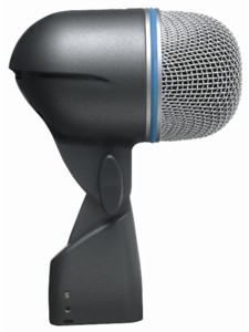 Shure Beta-52A Kick Drum Microphone 20Hz To 10kHz