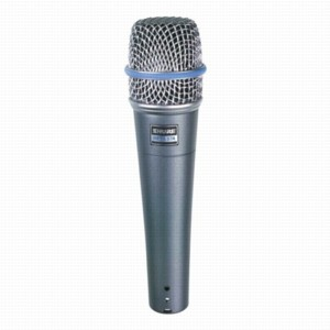 Shure Beta 57A Instrument Microphone 50Hz To 16kHz