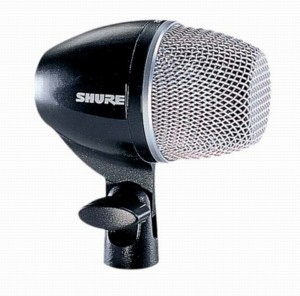 Shure PG52 Kick Drum Microphone 30Hz To 13kHz