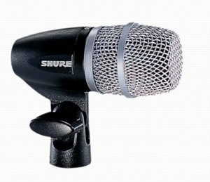Shure PG56 XLR Snare/Tom Microphone 50Hz To 15kHz