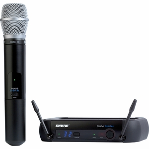 Shure PGX24/SM86 Wireless Handheld System