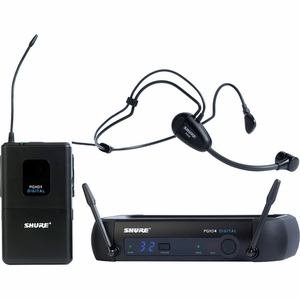 Shure PGXD Digital Wireless