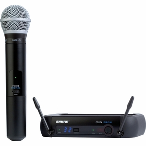 Shure PGXD24/PG58 Digital Wireless System with PG58 Mic