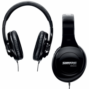 Shure SRH240 Professional Quality Headphone