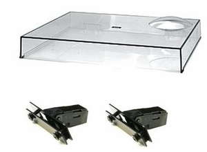 Technics Dustcover With Hinges For SL1200/SL1210 MK2