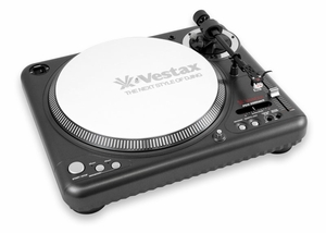 Vestax PDX-3000MKII Pro Turntable with Midi Input Free Shipping
