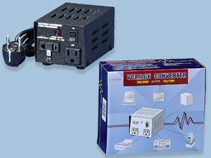 Voltage Converters/ Transformers/ Regulators