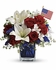 America the Beautiful Floral Bouquet
