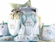 Baby Shower Clothesline Baby Gift (Neutral)