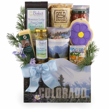 Beautiful Colorado Gift Basket