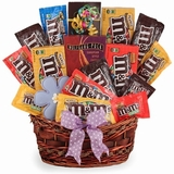 Candy Gift Baskets Cure a Sweet Tooth