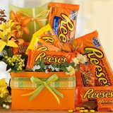 Candy Gift Baskets for Grads