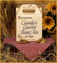 Cassidy's Gourmet Bisket Mix for Dogs�