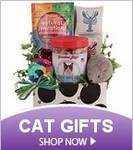 Cat Gift Baskets