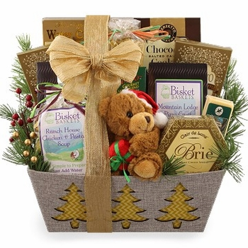 Christmas Pantry Gift Basket