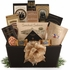 Corporate Gold Gift Basket