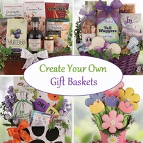 Create Your Own Gift Baskets