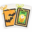 Custom Halloween Card $4.99 (each unique)