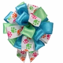 Custom Pet Bow $9.99 (each unique)