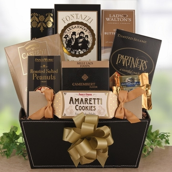 Executive Appreciation Gift Basket