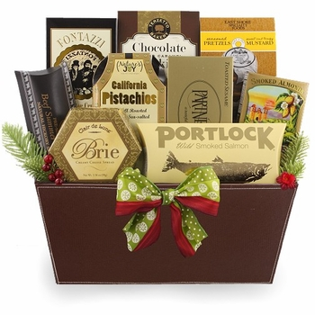 Executive Classic Holiday Gift Basket