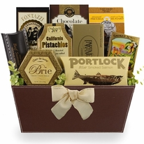 Father's Gourmet Gift Basket