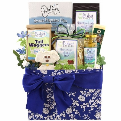 Pet and Owner Combo Gifts and Gift Baskets - from Bisket Baskets ...
