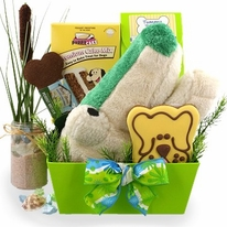 Gator Bites Gift Basket for Dogs - SOLD OUT!
