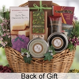 Give the Gift of Luxury with Wine and Cheese Gift Baskets