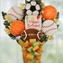 Happy Birthday Sports Theme Cookie Bouquet - SOLD OUT