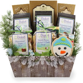 Healthy Family Meals Gift Basket
