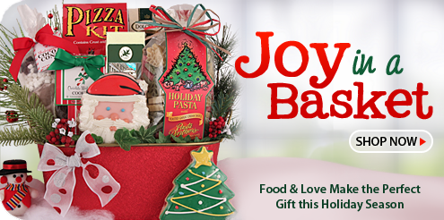 Christmas Gift Baskets and Chanukkah Gifts