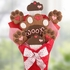 Loving Paws Dog Biscuit Bouquet