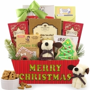 Merry Christmas Dog and Owner Gift