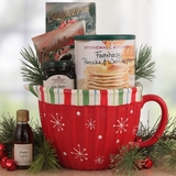 Need a gift for the In-Laws? Our Christmas Gift Baskets are perfect!