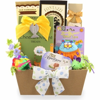 People Sweets and Kitty Treats Gift