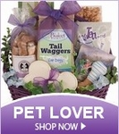 Pet Lover Gift Baskets