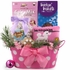 Pink Princess Holiday Dog Gift