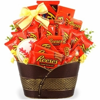 Reese's Sports Gift Basket-SOLD OUT