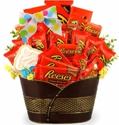 Reese's Birthday Gift Basket