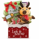Reindeer Games Dog Gift