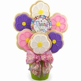 Show Your Appreciation with a Cookie Bouquet