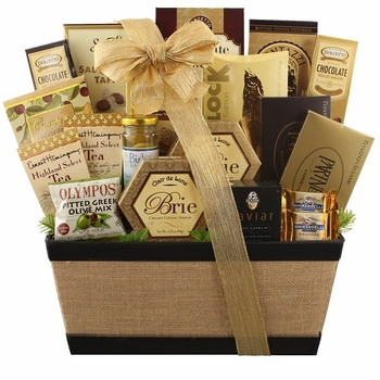 The Ritz Corporate Holiday Gourmet Gift