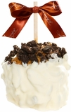 Want Your Guests To Love Your Wedding Favors? Make Them Wedding Caramel Apples, Then!