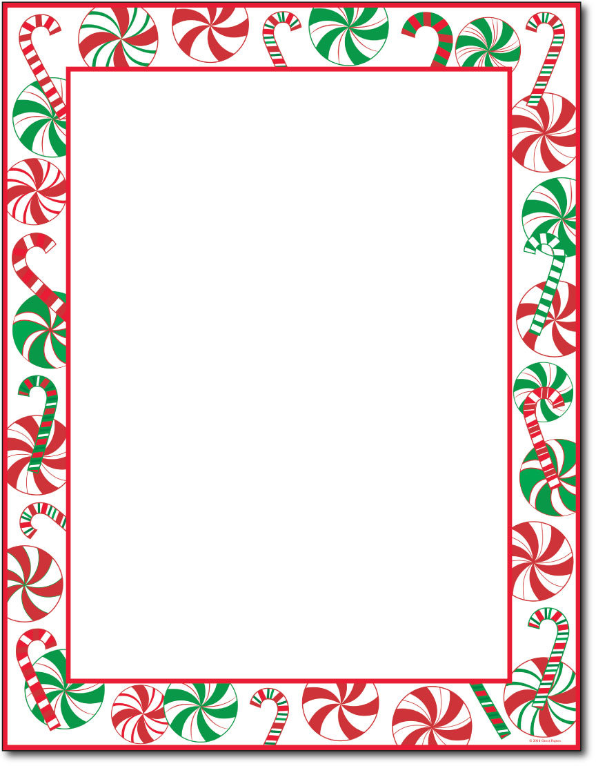 Holiday stationery new calendar template site for Printable christmas stationary