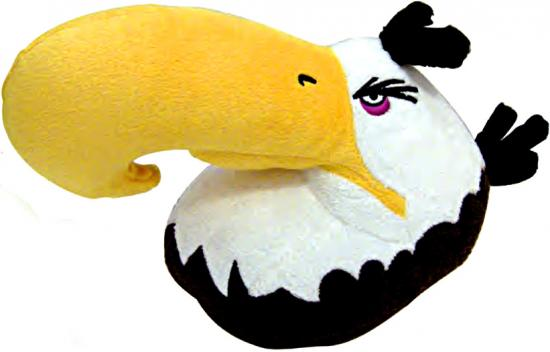 Angry birds mighty eagle plush on sale at - Mighty eagle plush toy ...