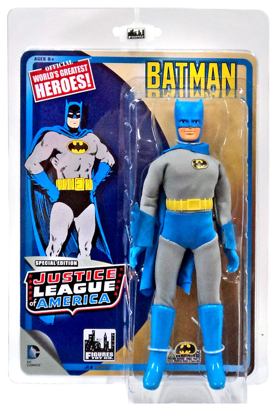 Best Justice League Toys And Action Figures For Kids : Batman action figure world s greatest heroes inch dc