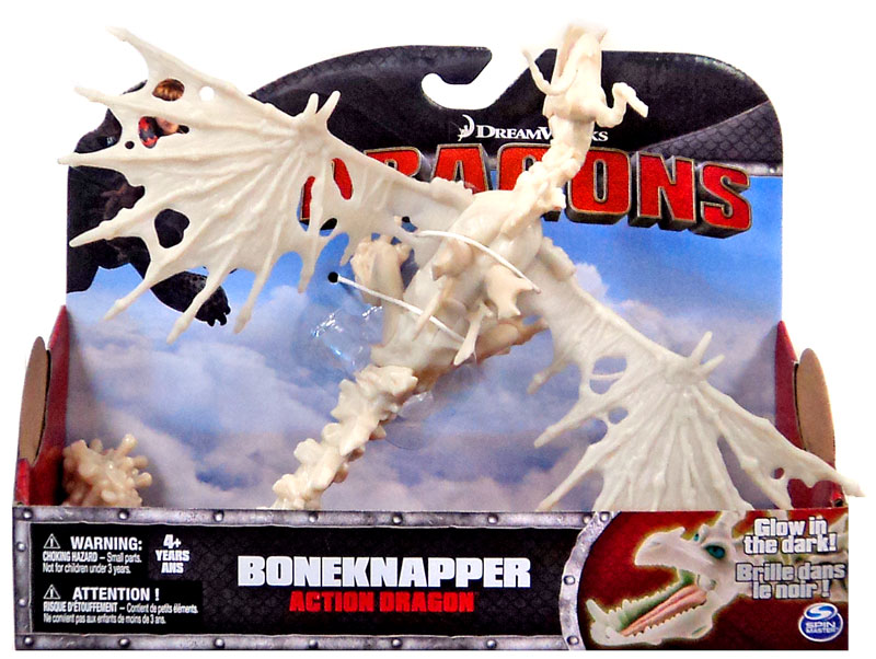 Boneknapper Action Figure Action Dragon How to Train Your ...